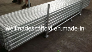 10′ Steel Tube with Fittings|Scaffolding|Tube Lock|Twist Lock|Galvanized|Tubelock pictures & photos