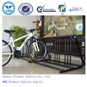 2015 Outdoor Metal Grid Bike Rack (ISO Approved) pictures & photos