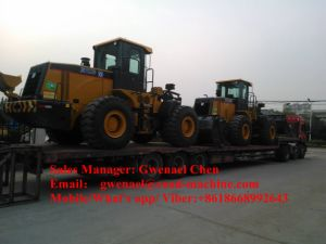 Zl50gn 5 Ton Wheel Loader 3m3 Bucket with Weichai Engine for Dubai pictures & photos