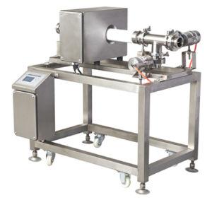 Pipeline Metal Detector for Sauce, Jam, Liquid Products