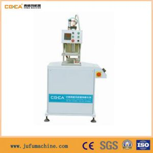 PVC Window and Door Single-Head Welding Profile Machine pictures & photos