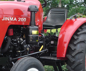 Jinma 2WD 20HP Wheel Farm Tractor (JINMA 200) pictures & photos