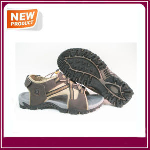 New Men′s Beach Sandal Shoes Hot Sale pictures & photos