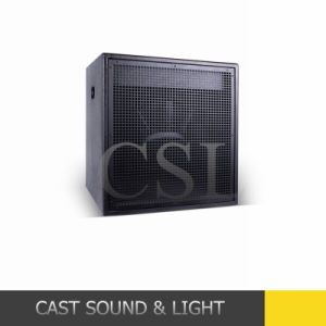 Popular 300W 15 Inch Active Speaker Subwoofer pictures & photos