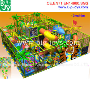 10m*10m 3 Layer Jungle Indoor Playground for Sale pictures & photos