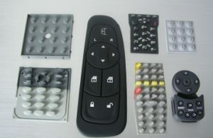 Rubber Silicone Electronic Product Keypads pictures & photos