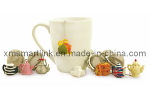 Decorative Tea Infuser, Stainless Steel Tea Strainer pictures & photos