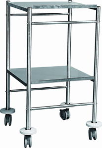 CF-3001 Stainless Steel Material Medical Trolley pictures & photos