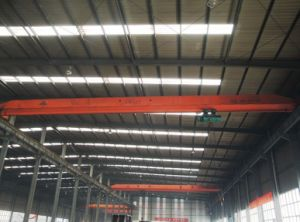 Single Girder Overhead Bridge Crane with SGS pictures & photos