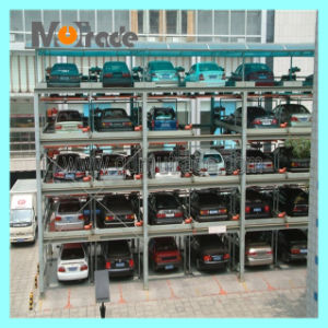 Tower Car Parking System Multilevel Parking System pictures & photos