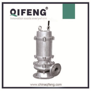 Stainless Steel Submersible Sewage Pump (WQ-S10) pictures & photos