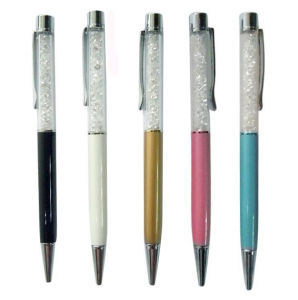 Crystal Ball Pen with Customer Company Logo (LT-Y023) pictures & photos