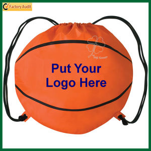 Cheap Backpacks with Logo Basketball Drawstring Bags (TP-dB211) pictures & photos