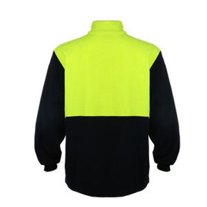 Winter Yellow Reflective Safety Jacket pictures & photos