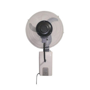 18 Inch Wall-Mounted Centrifugal Mist Fan with Manual Control Cooling Fan pictures & photos