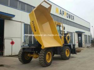 China 4WD 10ton Diesel Site Dumper pictures & photos
