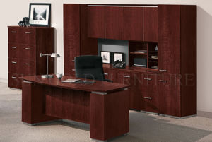 First Rate U Shape Executive with Vice Filing Cabinet Office Desk (SZ-OD353) pictures & photos
