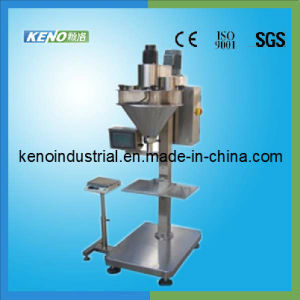 Semi Automatic Powder Packing Machine (KENO-F106) pictures & photos