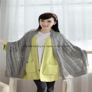 Women′s Winter Stole Plaid Scarves Tippet Wraps Brand Ladies Scarf Women Classic Neckerchief Shawls and Scarves 200*62cm
