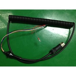 Spiral Cable Assembly Coil Cable pictures & photos