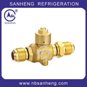 Ball Valve (SH-17502) for Refrigeration pictures & photos