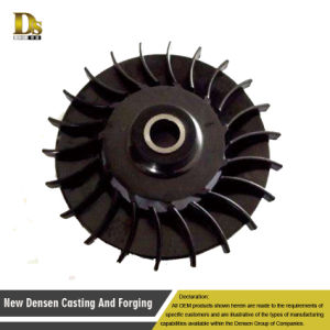 Custom-Made Stainless Steel Investment Casting Closed Impeller pictures & photos