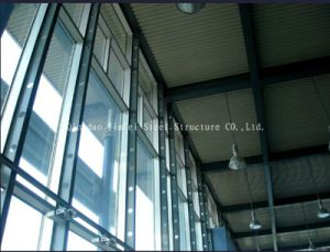 Steel Building Construction for Factory Temporary Office