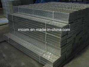 1.8m Galvanized Steel Planks for Kwikstage/Ring Lock /Cup Lock Scaffolding pictures & photos