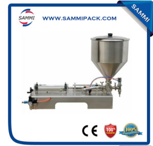 High Accuracy Pneumatic Semi-Automatic Cream Filling Machine (GFA-500)