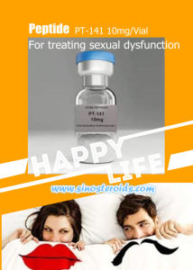 Sexual Dysfunction Peptide Validamine PT141 10mg/Ml pictures & photos