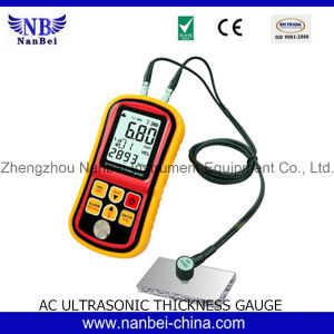 High Accuracy Digital Ultrasonic Thickness Gauge with ISO pictures & photos