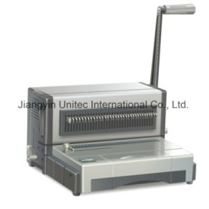Export Quality Products Electric Book Binding and Punching Machine D600/M600/S600 pictures & photos