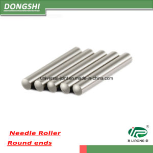 Precision Needle Rollers with Round Ends
