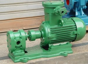 KCB (2CY/YCB) Gear Oil Pump for Crude Oil/Diesel Oil/Heavy Oil pictures & photos