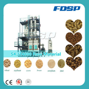 Feed Pellet Mill Production Line with Automatic Packing Machine pictures & photos