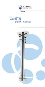 Tibial Nail Intramedullary Nail Interlocking Cannualted Nail Canetn Gamma Nail pictures & photos