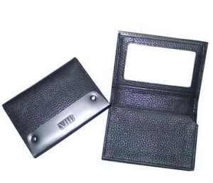 PU/Fault Leather Fashion Card Holder---CH12002