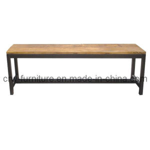 Recycled Elm Furniture Bench (AF-102) pictures & photos