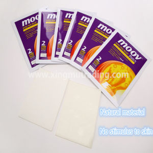 Pain Relief Patch Have High Effect for Soft Tissue Pain Caused by Exercise (XMPRP003)