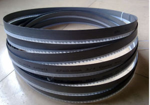 Bi-Metal Band Saw Blade for Cutting Metal pictures & photos