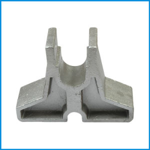 Carbon Steel Casting Shaft Pedestal with CNC Machined