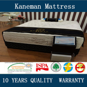 High Thickness Star Hotel Pocket Spring High End Luxury Mattress pictures & photos