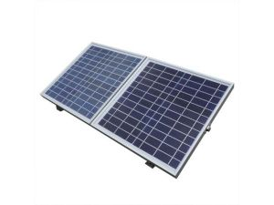 120W Folding Solar Panel for Camping with 7m Cable pictures & photos