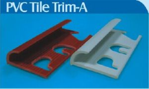 Round Edge PVC Tile Trim pictures & photos