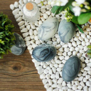 Pebble Shaped Home Decorative Scented Ceramic (AM-52) pictures & photos