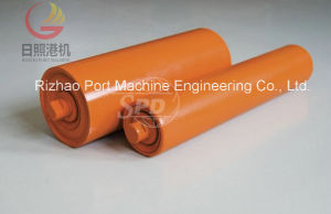 SPD Coal Mine Belt Conveyor Idler Roller, Steel Idler Roller pictures & photos