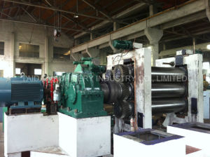 Rubber Conveyor Belt Calendering Production Line Calender Machine Factory pictures & photos