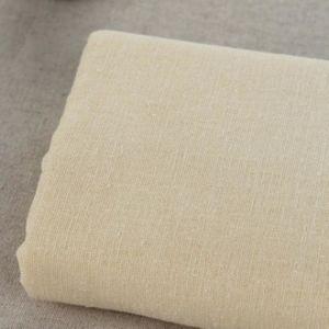 Woven 70% Cotton 30% Linen Fabric for Shirt
