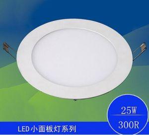 White Frame or Nikel Matt Frame Economic Design 6W 9W 12W LED Panel Light