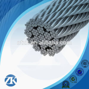 Nonroating Steel Wire Rope, Wire Rope 19X7 35X7 pictures & photos